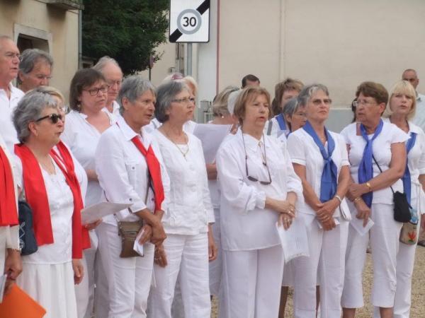 13 juillet à Fabregues