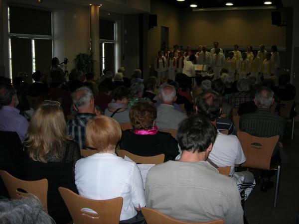 Concert Fabrègues 06/04/14