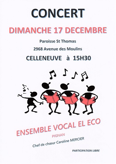 Affiche concert celleneuve 17dec2017